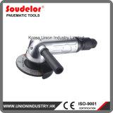 Type de rouleau de 4 pouces de l'air pneumatique meuleuse d'angle