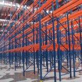 Double en acier entrepôt Rayonnages de stockage profond