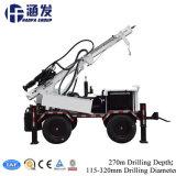 Capaz de rocha HF510t Fornecedor da Máquina de perfuração de poços de água