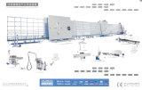중국 2.2m 자동차 밀봉 로봇 격리 유리제 생산 라인