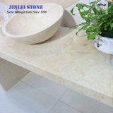 Sunny naturelles beige/jaune pour les carreaux de revêtement de sol en marbre pierre/Paving/comptoir/Walltiles/Plan de travail