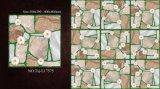 Tegels van de Vloer van de Muur van de badkamers de Antislip Waterdichte Ceramische