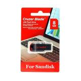 Торговая марка Wholesales USB 3.0 для компании Sandisk USB флэш-памяти