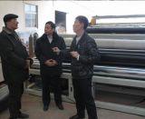 PVCプロフィールの放出機械/Geo-Membranceのフィルムの生産ライン