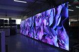 La haute définition P2.5mm Indoor plein écran LED de couleur avec boîtier en aluminium moulé sous pression