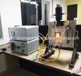 BS 476-6 индекса распространения огня тестер воспламеняемости испытательное оборудование для производства строительных материалов и топливораспределительной рампой
