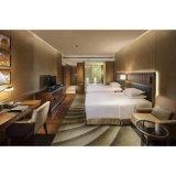 簡単で快適なベニヤの終わりのホテルの寝室の家具