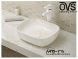 Tendenz-niedriger Preis-Qualitäts-Badezimmer-Schrank-Bassin-Wäsche-Bassin