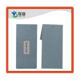Impression double face papier plié de la Papeterie Hang Tag pour les vêtements