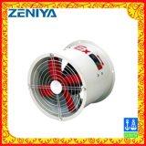 Ventilatore di ventilazione per scarico assiale