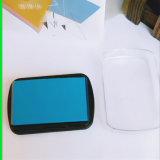 Coloridos Inkpad azul de la Junta Inicio Scrapbooking Inkpad Almohadilla de tinta para sellos para decorar tarjetas de papel de Libro Diario de la herramienta de artesanía