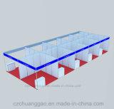 Прочный алюминиевый корпус модульной конструкции составляет выставка Чаньчжоу