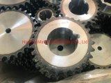 تجويف الجلبة المستدقة العجلة المسننة الفولاذية