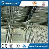Tubo galvanizado eléctrico del cable de la red del molino de tubo del conducto EMT del tubo 3/4 de la UL
