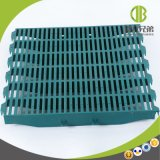 пол свиньи зеленого цвета 600*600mm пластичный используемый в порося клети