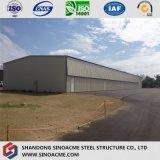 Structure mobile légère en acier pour le petit hangar