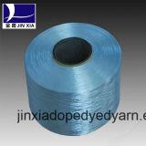 Hilados de polyester teñidos droga del filamento 200d/96f de FDY