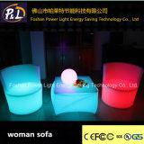 Meubles extérieurs lumineux par Tableau carré d'éclairage LED