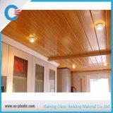 Haining usine directement la vente plafond PVC PVC Panneau mural pour la décoration