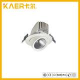 360&deg ; Lumière tournante de nez incluse par CREE du plafonnier 24W DEL