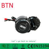 Bafang BBS02電気バイクのためのブラシレスGearless 36V/48V 500W中央中間駆動機構モーターキット
