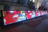 店のための前部によって開かれる屋内P3フルカラーの広告のLED表示ボードかレストランまたは大広間