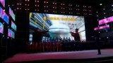 Farbenreiche LED videoInnenwand P2.5 der Qualitäts-