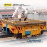 Schiene führte Schwerindustrie-Übergangsfahrzeug für Herstellungs-Systeme