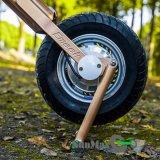 12 vespa eléctrica plegable sin cepillo de la batería de litio del motor 36V 300W del engranaje de la rueda de la pulgada