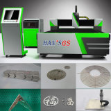 Machine de découpage architecturale efficace élevée de laser de commande numérique par ordinateur de métal ouvré avec le prix de concurrence
