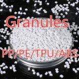 Granules blancs de polypropylène de Masterbatch