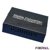 Convertitore di media dello SFP di gigabit per 1.25g il ricetrasmettitore ottico LC 40km