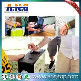 Bracelet imperméable à l'eau d'IDENTIFICATION RF pour le stationnement de l'eau