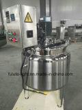 Tanque de mezclado químico de acero inoxidable de calidad alimentaria