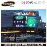 Pantalla de visualización al aire libre de LED de P10 Nationstar para la publicidad comercial