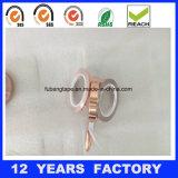 лента фольги Acrylic 25mm слипчивая подпертая медная для защищать