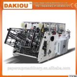 Cartón de Dakiou plegable haciendo la máquina