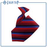Clip uniforme fabriqué à la main de 100% sur la cravate colorée lumineuse de mariage