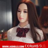 Silikon-Geschlechts-Liebes-Puppepussy-künstliche rosafarbene Vagina-Geschlechts-Puppe