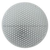 Uso di ceramica dell'elemento portante di catalizzatore del favo in catalizzatore industriale