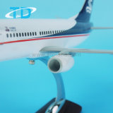 Scale 1/100 Model Aircraft Resin Toy B737-700
