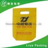 L'assicurazione commerciale 2018 Speciale-Ha progettato il marchio su ordinazione di stampa nessun sacchetto impaccante ecologico tessuto