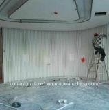 3D 효력 단단한 지상 디자인 실내 장식 벽