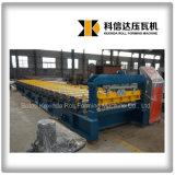 máquina de formação de rolos Kxd-1000 a folha de tejadilho