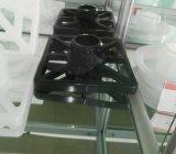 ABS /ABS-steifes quadratisches Rohr/Gefäß des rechteckigen Gefäßes (heiß)