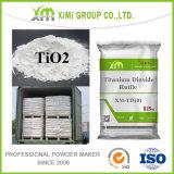 Dioxyde de titane rentable de rutile d'unité d'extension du colorant TiO2