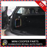 Membre d'un club F54 (2PCS/Set) de Mini Cooper de couverture de bordure de mémoire de joncteur réseau de couleur d'arc-en-ciel