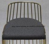 Мебель стального трактира напольная шнурует серый провод обедая стулы штанги