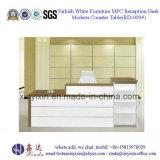 Scrittorio di ricezione di legno dell'ufficio della mobilia della Cina (RT-009#)