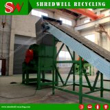 시멘스 PLC 금속 조각 재생 공장/폐기물 차는 자동차 또는 금속 드럼을%s 플랜트를 재생한다